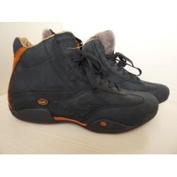 Мужские зимние ботинки на меху Докерс